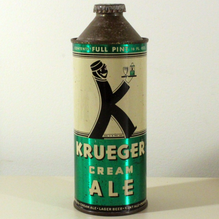 Krueger Cream Ale 231-19 Beer