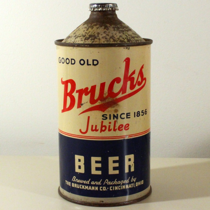 Brucks Jubilee Beer 204-09 Beer