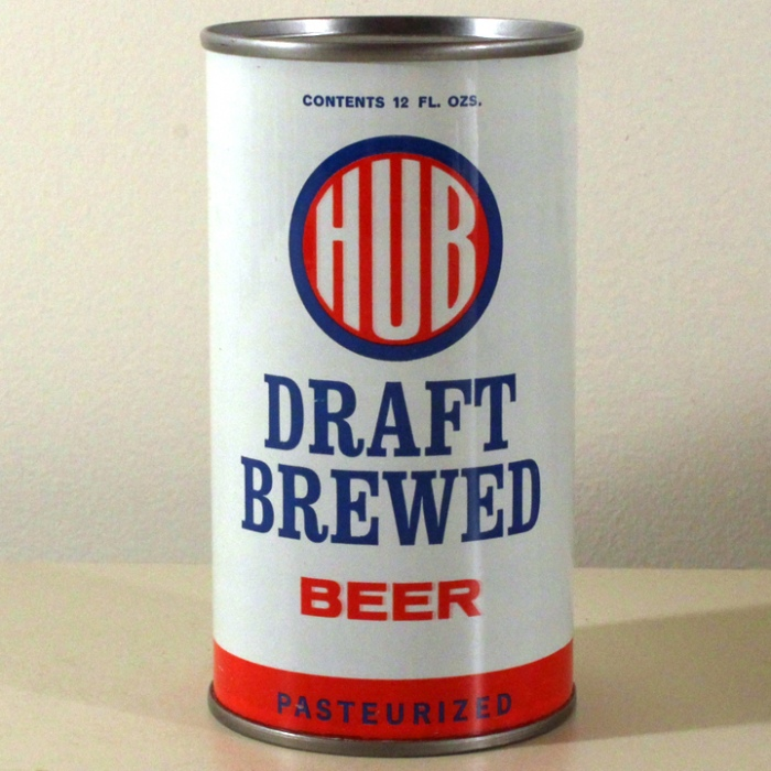Hub Draft Brewed Beer 084-08 Beer