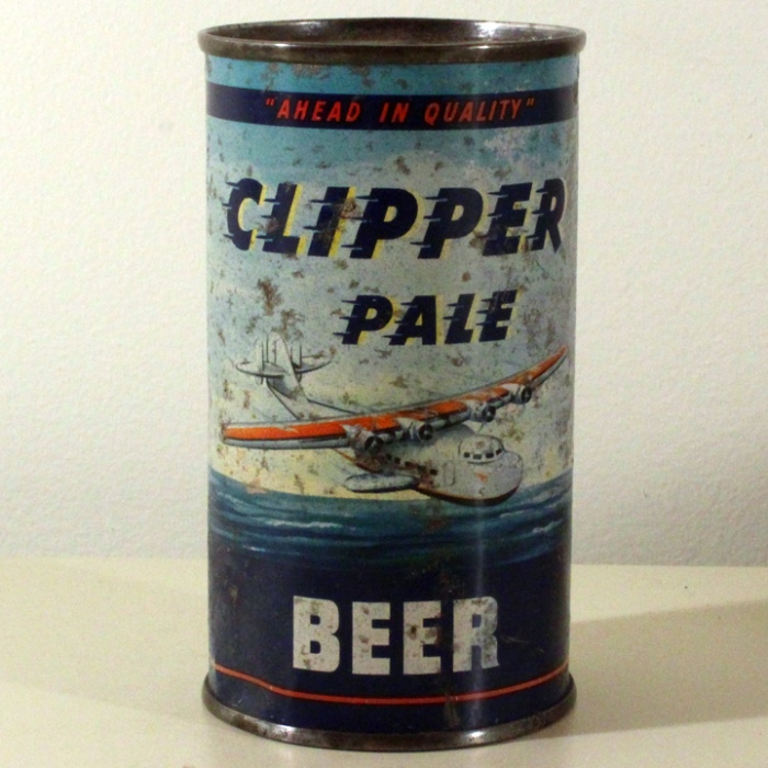 Clipper Pale Beer 049-34 Beer
