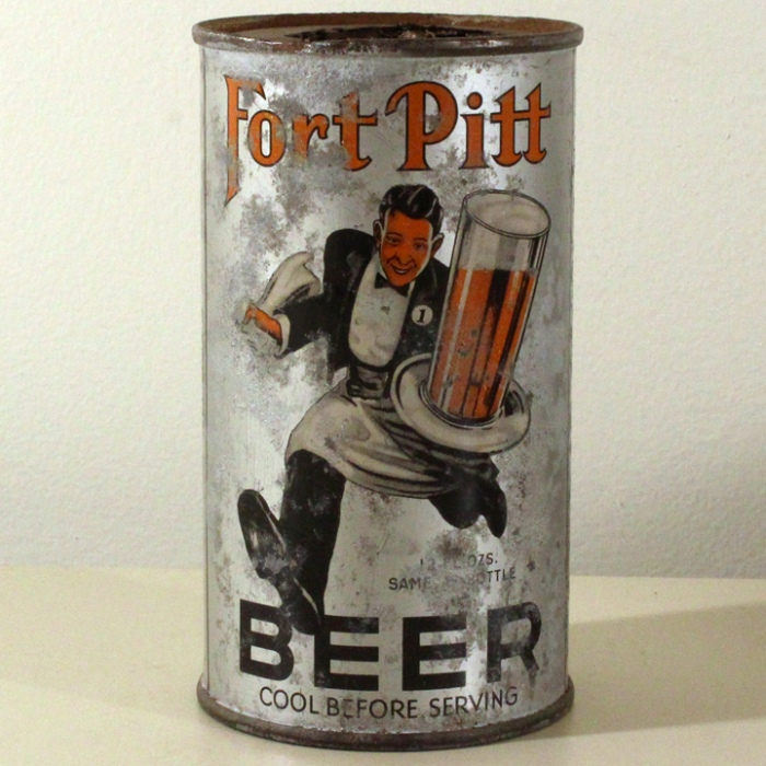 Fort Pitt Beer Long Opener 281 Beer