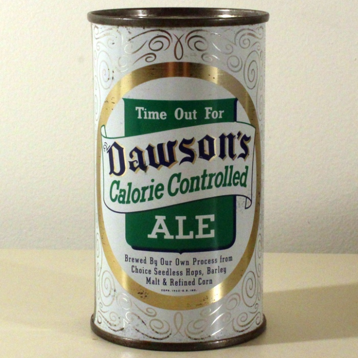 Dawson's Calorie Controlled Ale 053-11 Beer
