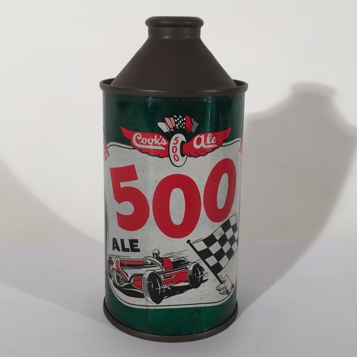 Cook's 500 Ale 158-03 Beer