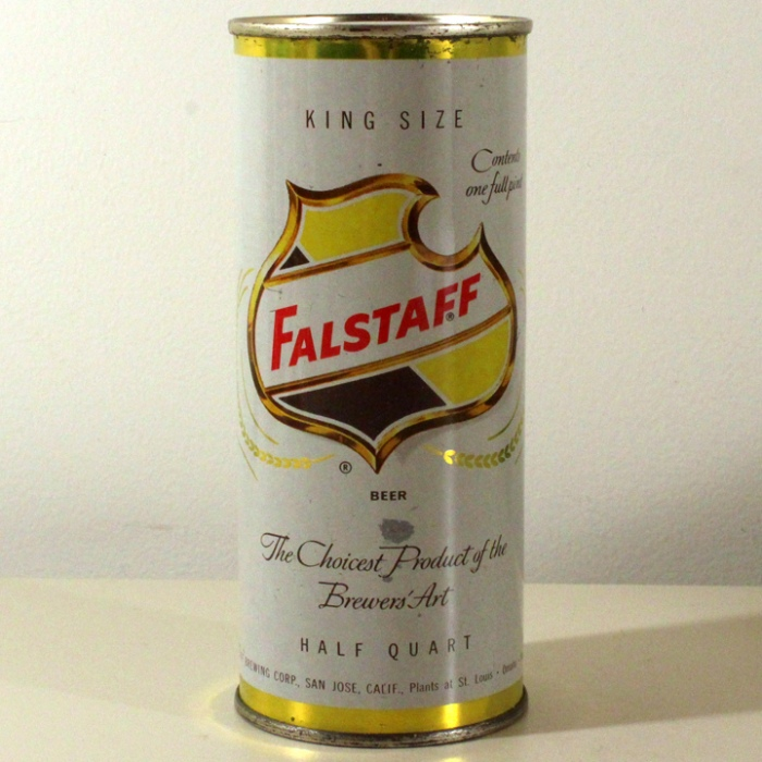 Falstaff Beer (San Jose) 229-06 Beer