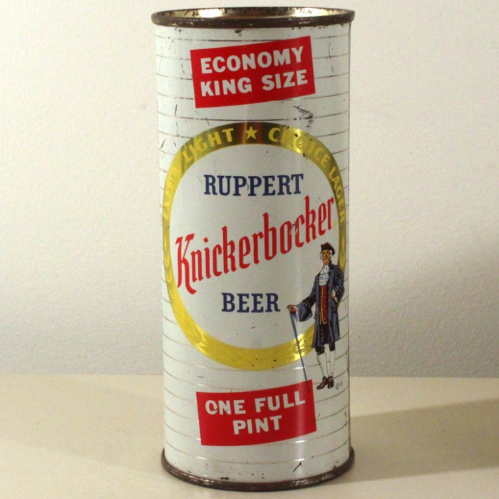 Ruppert Knickerbocker Beer 231-13 Beer
