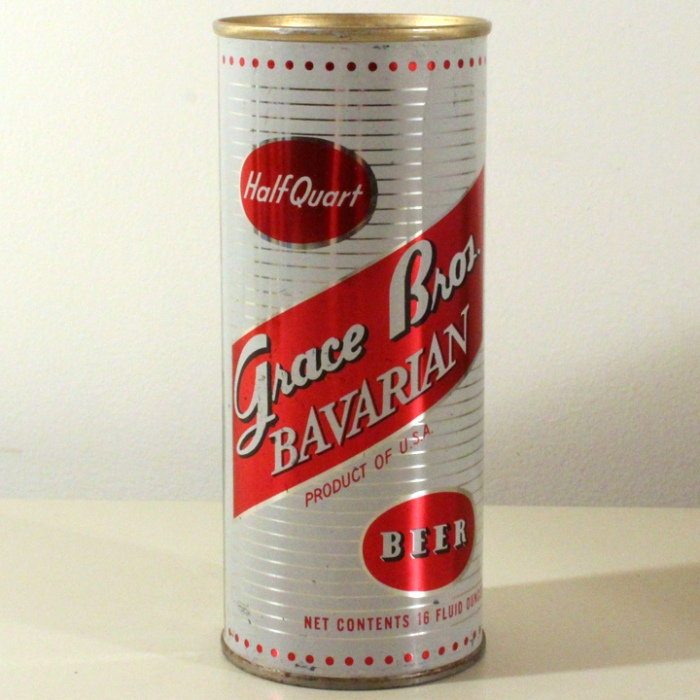 Grace Bros. Bavarian Beer 151-16 Beer