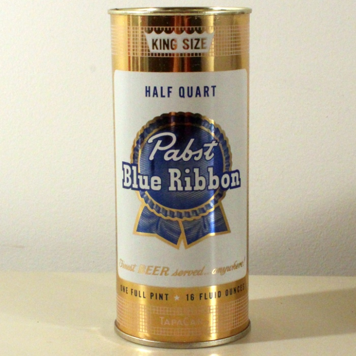 Pabst Blue Ribbon Beer 233-24 Beer