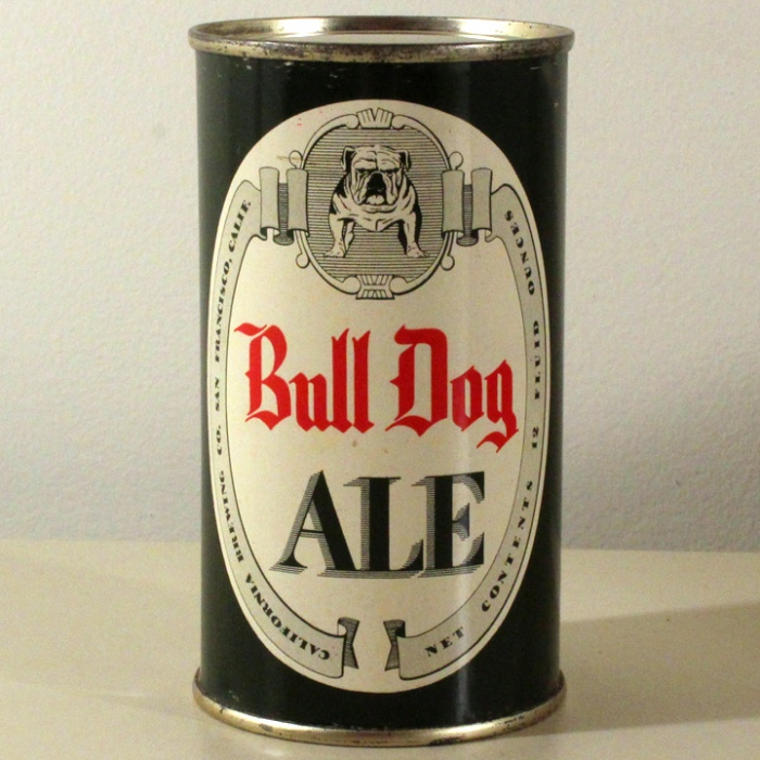 Bull Dog Ale 045-24 Beer