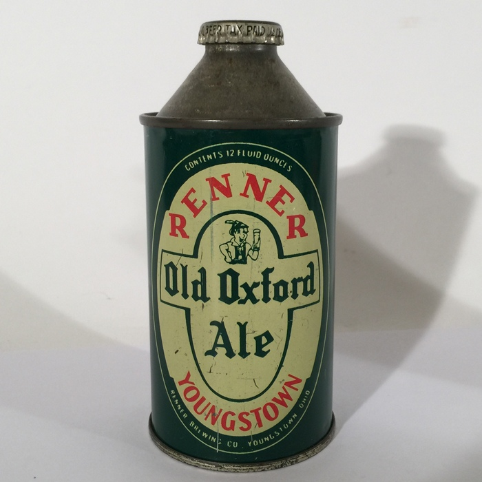 Old Oxford Ale 181-22 Beer