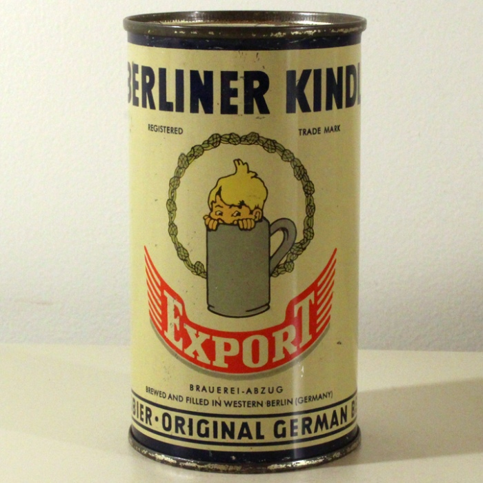 Berliner Kindl Export Beer