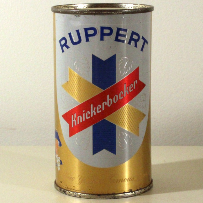 Ruppert Knickerbocker Beer L126-22 Beer
