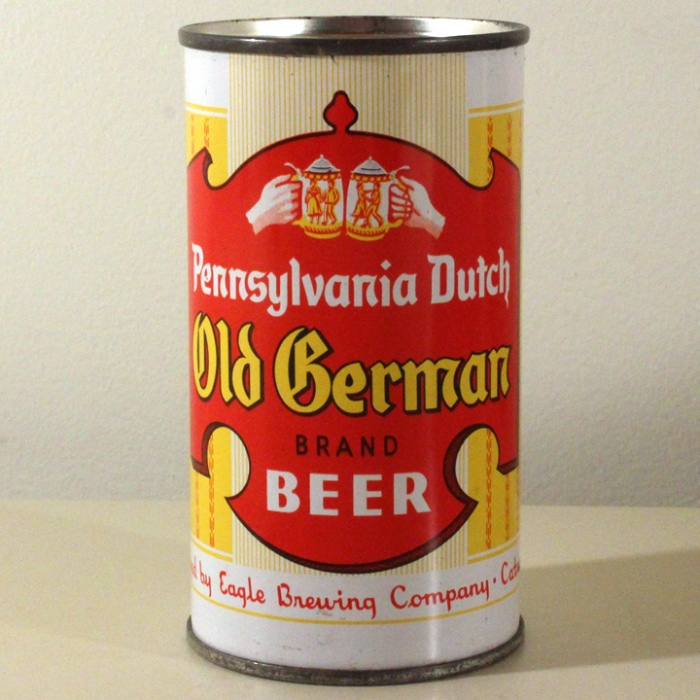 Pennsylvania Dutch Old German Brand Beer (Eagle) 106-37 Beer