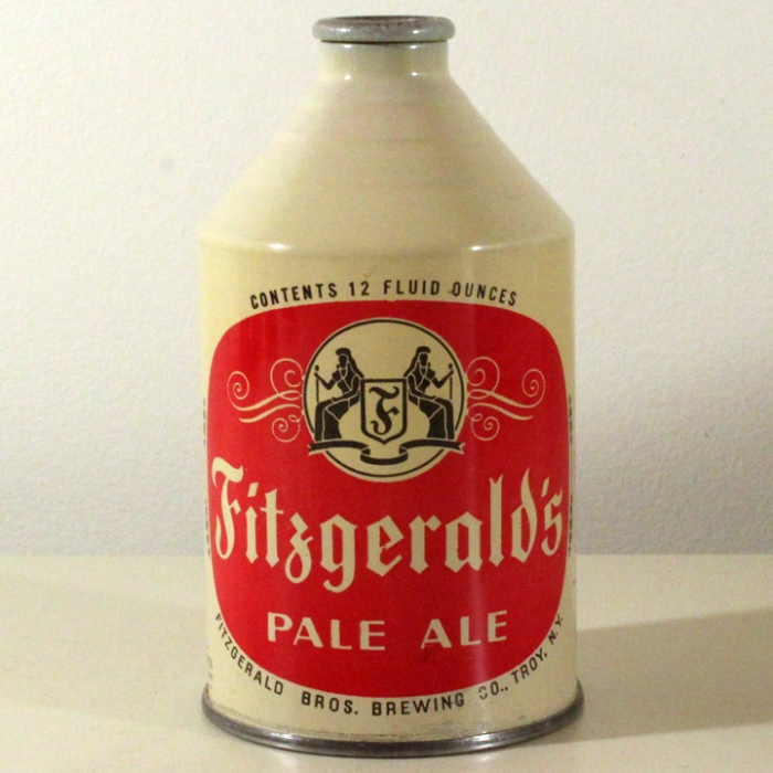 Fitzgerald's Pale Ale 193-33 Beer