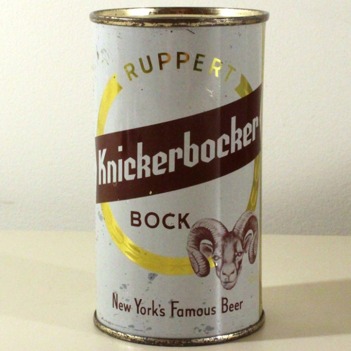 Ruppert Knickerbocker Bock Beer 126-32 Beer