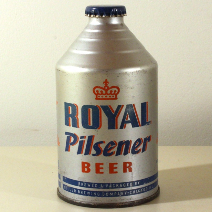 Royal Pilsener Beer 198-23 Beer
