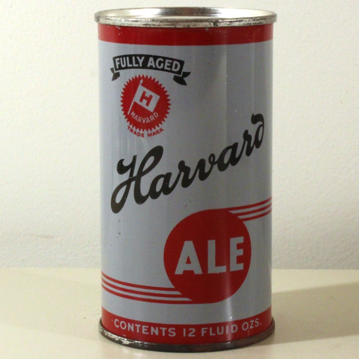 Harvard Ale Dull Gray 080-24 Beer