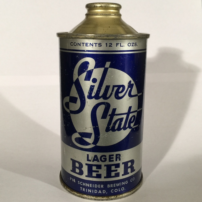 Silver State Lager 185-22 Beer