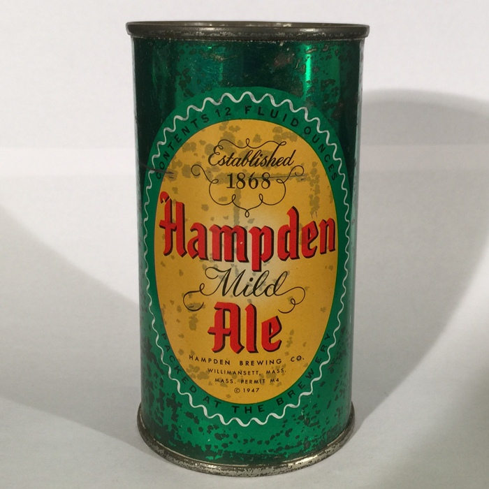 Hampden Mild 079-34 Beer