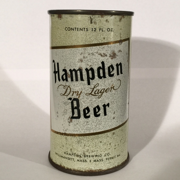 Hampden Dry Lager 079-38 Beer