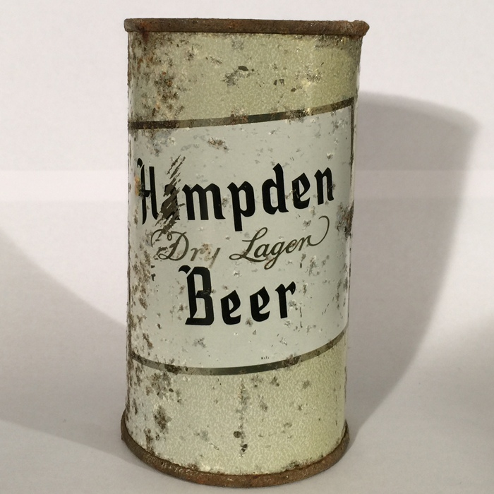 Hampden Dry Lager Like 079-37 Beer