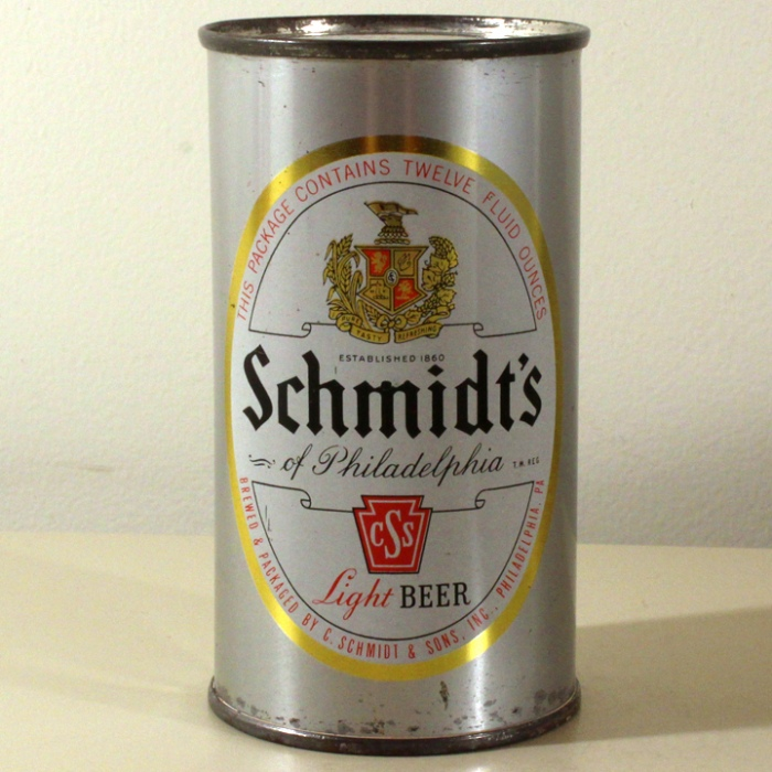 Schmidt's Light Beer 131-30 Beer