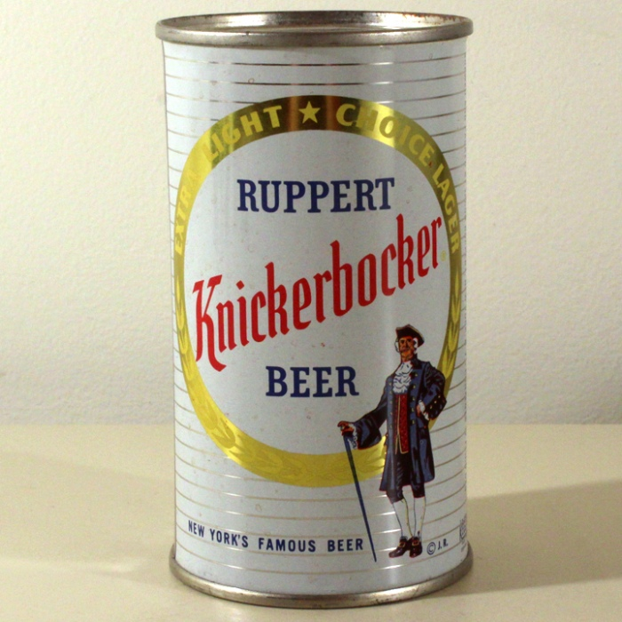 Ruppert Knickerbocker Beer 126-16 Beer