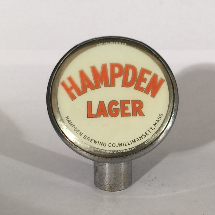 Hampden Lager Tin Can Beer