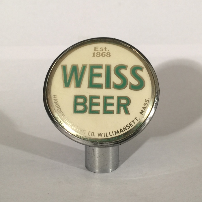 Weiss Beer Tin Can Beer