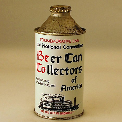 1973 Beer Can Collectors of America 207-32 Beer