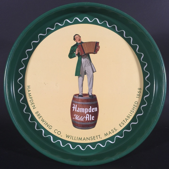 Hampden Mild Ale Green Rim Beer