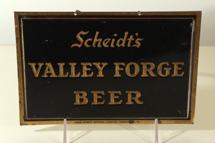 Valley Forge Beer TOC Beer