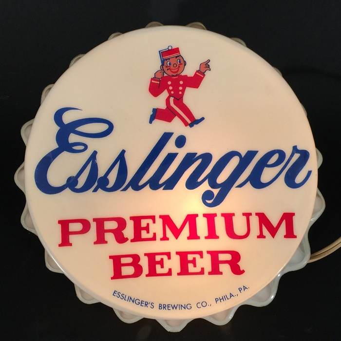 Esslinger Premium Beer Little Man Cap Beer