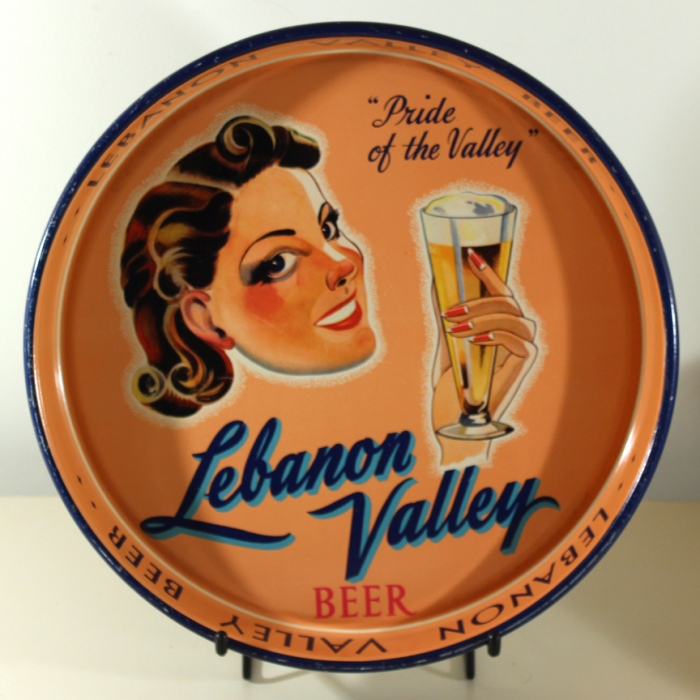 "Lebanon Valley Beer ""Pride Of The Valley"" Beer"