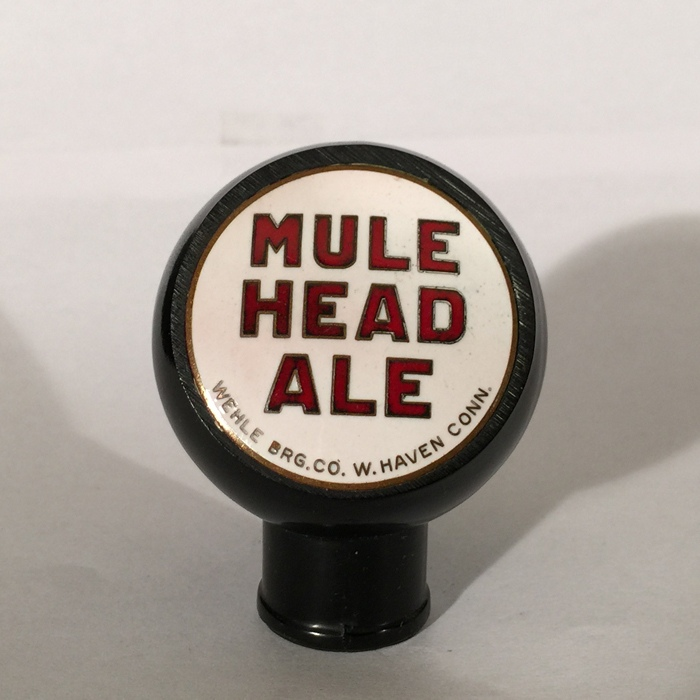 Mule Head Ale Knob Beer