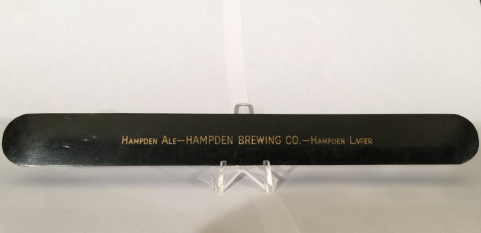 Hampden Ale Lager Black Beer