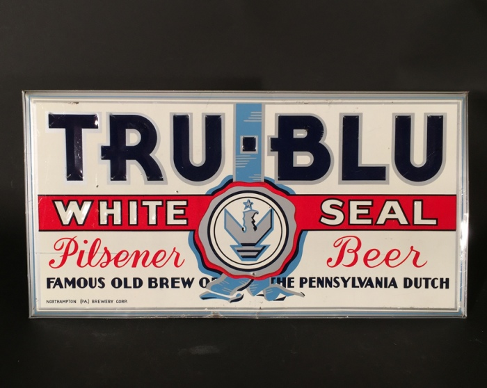 Tru-Blu White Seal TOC Beer