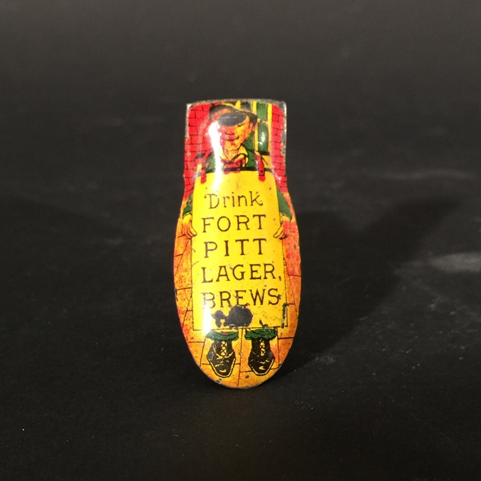 Fort Pitt Lager Brews Clicker Beer