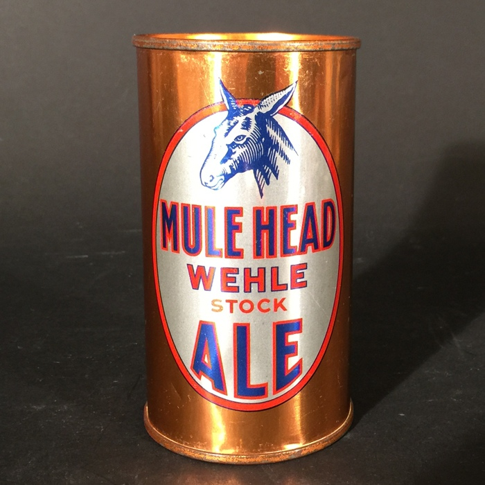 Mule Head Stock Ale 544 Beer