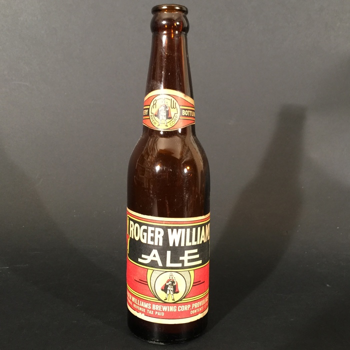 Roger Williams Ale Beer