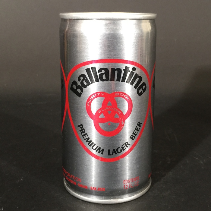 Ballantine Silver Like 226-11 Beer