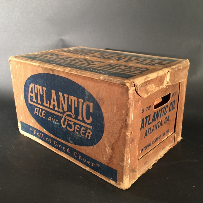 Atlantic Ale Beer Case Beer