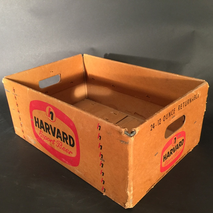 Harvard Export Beer Box Beer
