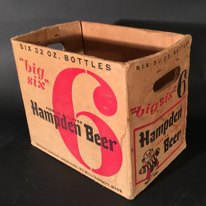 Hampden Johnny Big 6 Box Beer