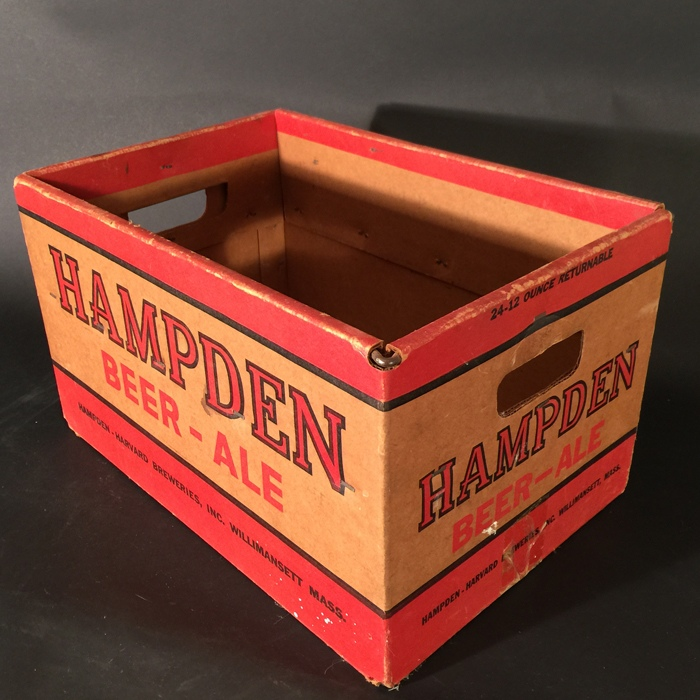 Hampden Beer Ale Longneck Box Beer