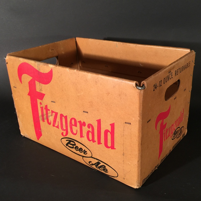 Fitzgerald Beer Ale Box Beer