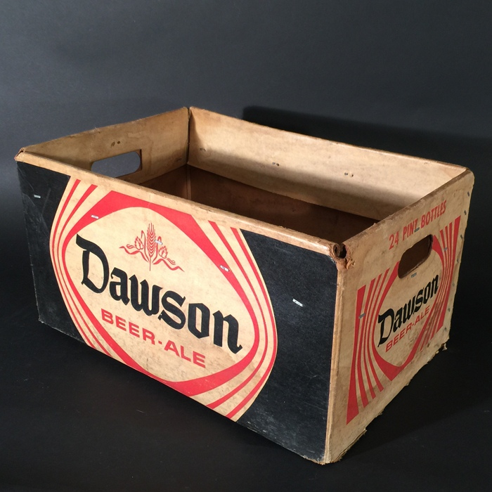 Dawson Beer Ale Box Beer