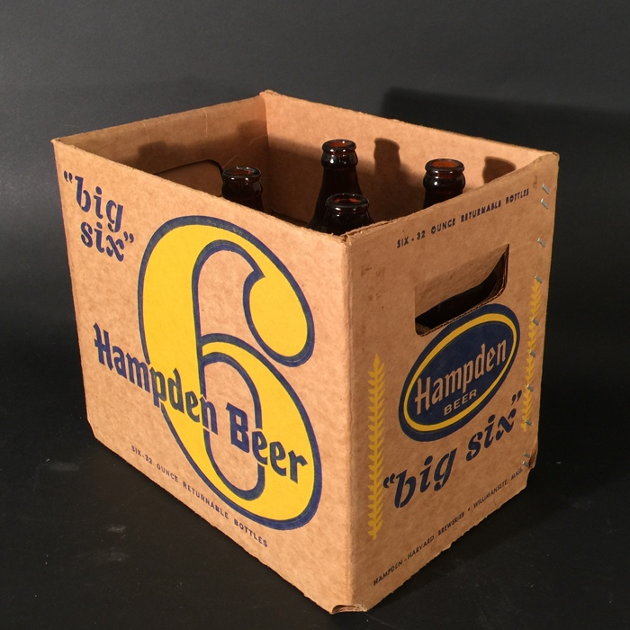 Hampden Beer Big Six Beer