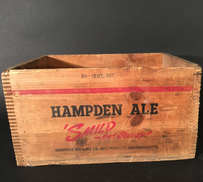 Hampden 'Smild Sturdy Longneck Crate Beer