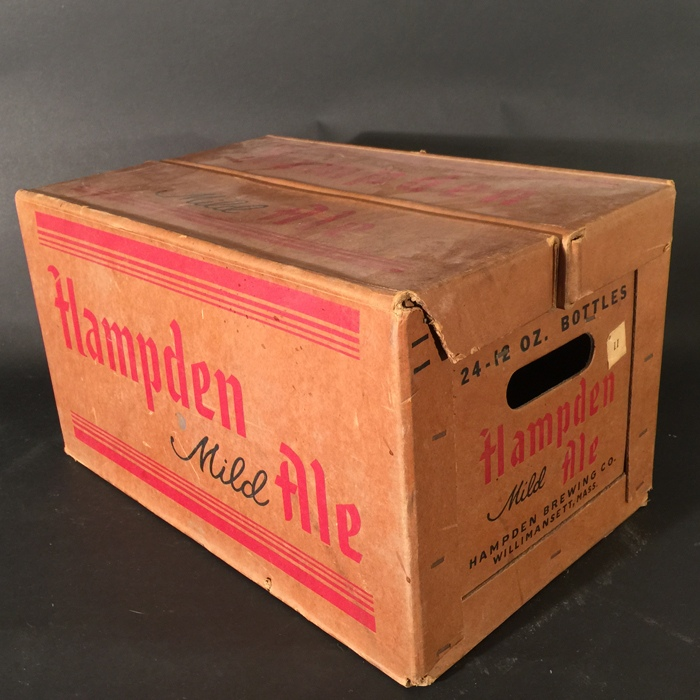 Hampden Mild Ale Longneck Box Beer