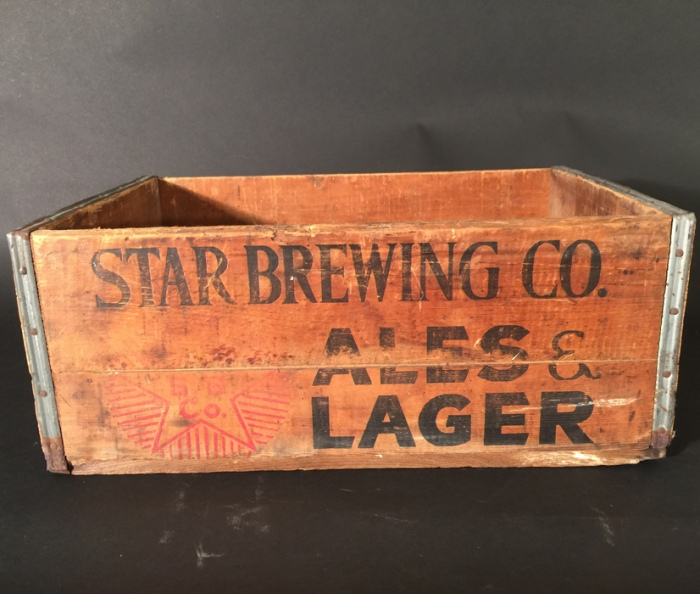 Star Ales Lager Crate Beer